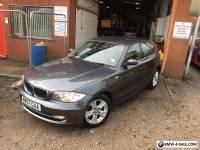BMW 1 SERIES DIESEL 118D SE 2007(57)