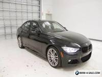 2015 BMW 3-Series Base Sedan 4-Door