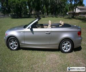 2009 BMW 1-Series CONVERTIBLE for Sale