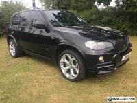 """BMW X5 SE 3.0L TURBO DIESEL M SPORT KIT VGC 20"""" ALLOYS DVD SAT NAV TINTED WINDOW"""
