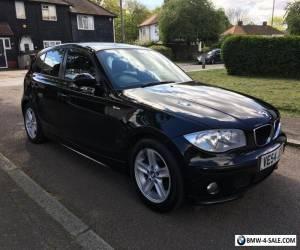 BMW 1 SERIES 2.0 120i SPORT, 76k, MOT 05/2018 for Sale
