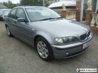 2005 BMW 318I SE GREY