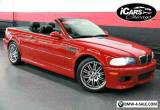 2002 BMW M3 Base Convertible 2-Door for Sale