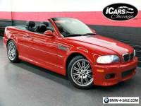 2002 BMW M3 Base Convertible 2-Door