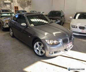 BMW 323i coupe 2008 for Sale