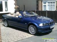 BMW 318 CONVERTABLE .