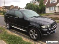 2004 ( 54 REG) BMW X5 3.0 DIESEL AUTO/TIPTRONIC FACE LIFT MODEL