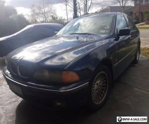 BMW 528i Auto E39 1997 dark blue for Sale