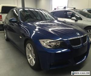 BMW 320i (2007) 'M' Sport Enhanced Executive Sedan. 6sp Manual Transmission. for Sale