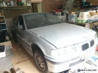 For Parts: 1998 BMW 323i E36
