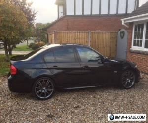 BMW 320d M-sport limited edition, black, Edition, Diesel for Sale