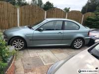 BMW 3 series (53 Reg) 3 Door 1796 cc Petrol.