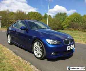 BMW 335I M-SPORT COUPE (325 -325I -330 335 - 3 SERIES - M-SPORT - M3) IMMACULATE for Sale