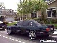 1994 BMW 7-Series 4 Door
