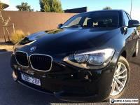 BMW 116i MY14