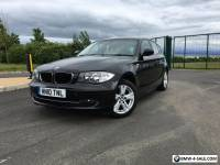 BMW 116D ES BLACK (2010) FBMWSH ***OPEN TO SENSIBLE OFFERS 07761 328876***