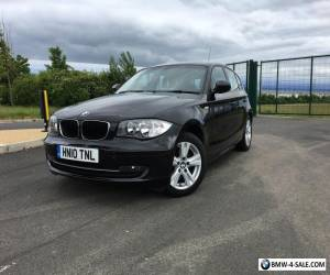 BMW 116D ES BLACK (2010) FBMWSH ***OPEN TO SENSIBLE OFFERS 07761 328876***  for Sale
