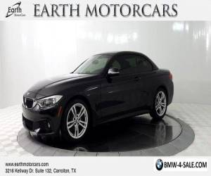 2014 BMW 4-Series Base Convertible 2-Door for Sale