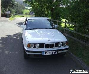 bmw 520i e34 for Sale