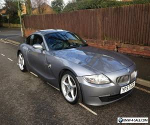 *** REDUCED *** BMW Z4 3.0 Si SPORT COUPE GREY *** for Sale