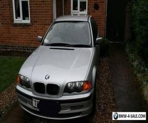 Bmw 318i 1999 t reg spares or repairs for Sale
