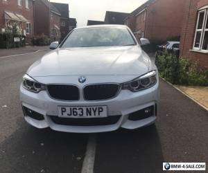 BMW 428i M Sport Auto White  for Sale
