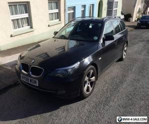 BMW 520d Touring FSH for Sale