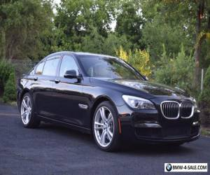 2014 BMW 7-Series 4 DOOR SEDAN for Sale