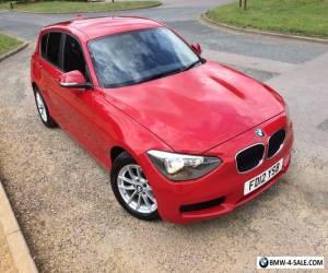 2012 bmw 116i turbo for Sale