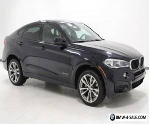 2016 BMW X6 sDrive35i for Sale