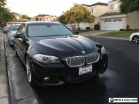 2011 BMW 5-Series m package
