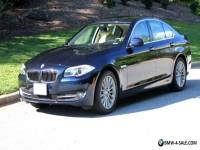 2011 BMW 5-Series Base Sedan 4-Door