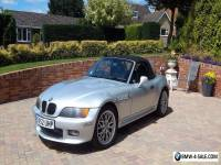 BMW Z3 2.2I  Roadster 2002 Automatic