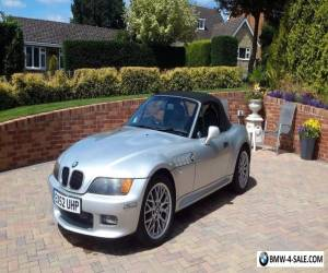 BMW Z3 2.2I  Roadster 2002 Automatic  for Sale