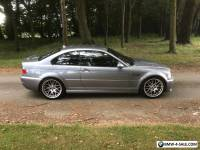 Bmw E46 M3 Manual Coupe 2004