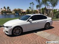2014 BMW 3-Series M Sport Sedan 4-Door
