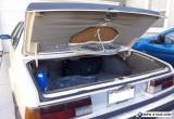 1980 BMW 6-Series for Sale