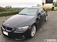 2011 BMW 3-Series Coupe M-Sport Package