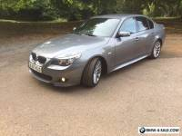 Bmw 520d m sport facelift