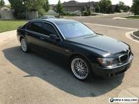 2006 BMW 7-Series Base Sedan 4-Door