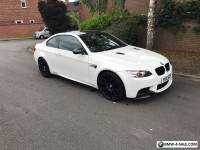 2010 BMW M3 LCI E92 4.0 V8 - only 57600 miles FSH new tyres