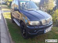 2002 BMW E53 X5 4.4i