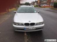 BMW 525d Touring,  2003 year