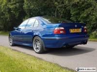 1999 BMW E39 M5 *Wonderful Condition, 98K, 5 Keys, Full BMW history 15 Stamps*