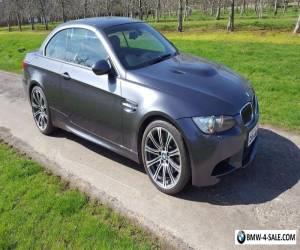 BMW M3 E90 E93 4.0 CONVERTIBLE FSH M 63 AMG M6 M6 RS4 for Sale