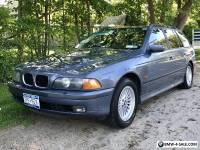2000 BMW 5-Series sport package