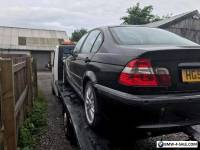 BREAKING BMW 320d 2003 SAPPHIRE BLACK PARTS