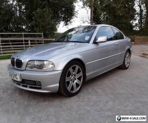 BMW 330CI SE Coupe Automatic Gearbox 2001/51,Genuine old Bmw,drives well. for Sale