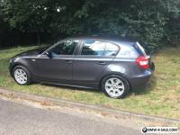 BMW 1 series 120D spares or repair