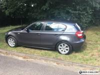 BMW 1 series 120D spares or repair
